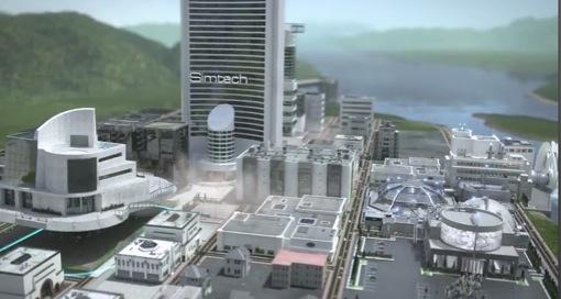 Simcity 2013年に発売!