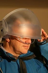刺激を提供するヘッドセット「Virtual Cocoon」